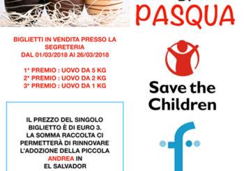 👉Lotteria di Pasqua👈 ❣️ Save the Children Italia ❣️