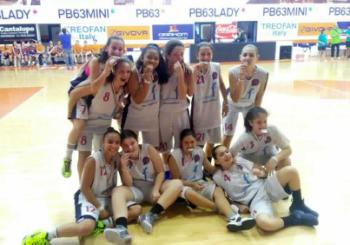 Orgogliosi del Terzo posto del Basket Ruggi alle Finali Regionali under14