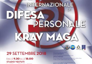 A settembre il Meeting Internazionale di difesa personale Krav Maga