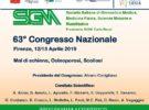 Francesco Forte interverrà al prestigioso 63° Congresso Nazionale SIGM