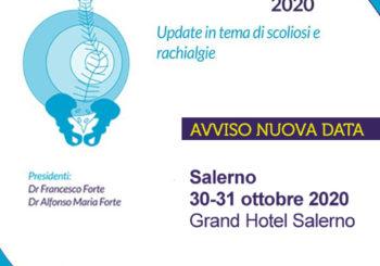 Congresso Nazionale-Journées Perdriolle 2020 rinviato ad ottobre. Scopri le nuove date